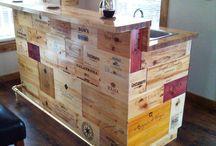 cajas vino