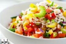 Recipes:  Healthies