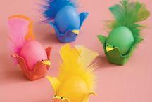 Sienna easter eggs