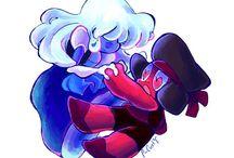 ruby y zafiro