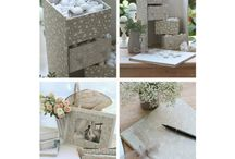 h&p _ shabby chic wedding / sfumature naturali per accompagnare i vostri momenti importanti! natural atmosphere for your special events! Wedding invitations !