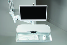 Wall Mounted Workstations