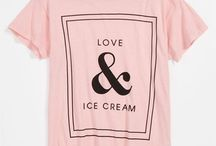 Design Inspiration // T-Shirts / T-Shirt Design Inspiration, Graphics, Colors, Style / by Amy Lynn Grover