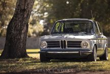 BMW 2002 / by John Van Huizen