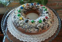 Quelle per la merenda / Tante torte e semplici idee per una merenda sana e golosa