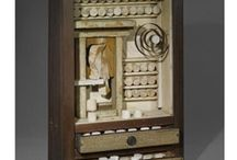 Art Boxes and Assemblage