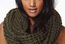 sálak - scarves