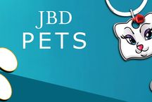 Pets / Stainless steel jewellery for beloved pets.