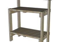 Yard: Furniture Plans