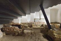 Revitalização patrimônio restauro / Arquitetura urbanismo