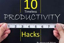 Productivity & Time Management | Life Hacks