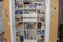 Pantry ideas / by Patrice Yursik