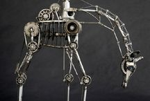 Artists - Mechanical Forms