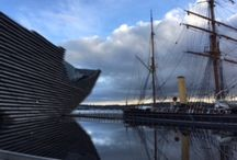 Discovery Point and V&A Dundee