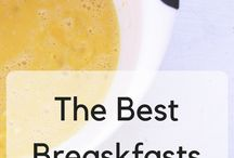Clean and easy breakfast time