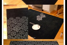 Reformando tapetes