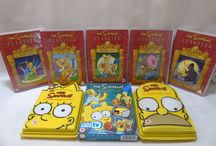 The Simpson Board For Sale / the simpsons,marge,bart,homer,dvds,games,maggie,simpsons