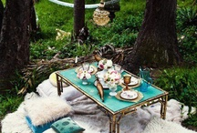 Life's a Picnic / High class in the grass / by Palm Beach Illustrated