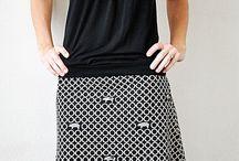 Skirt patterns and inspiration / by Amanda