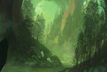 scenery swamp