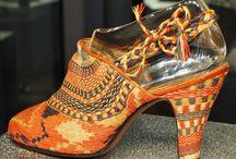 1930-1940 calzature