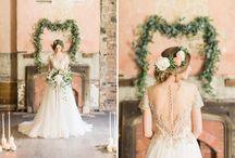 Brinkburn Wedding / Brinkburn Priory - Northumberland