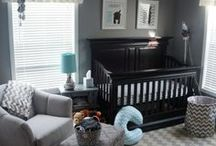 Baby Boy Nursery / Cute ideas for a baby boy