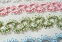 tatting / by Elisabeth Doherty