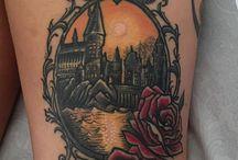 Potter Tattoos