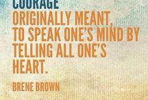 Brene Brown - Vulnerability