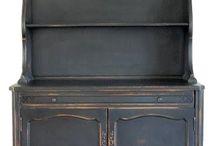 furniture / distressed