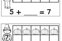 Math : termes manquants