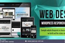 Jazzup Web Designing.