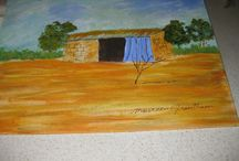 My Paintings / Paintings I have created
