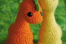 Crochet - Toys / by Angie Chrisman