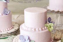 Mmm Mini Cakes
