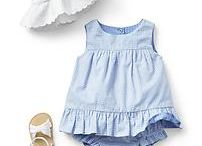 Baby Clothes / The sweetest outfits for little babies. Baby boy, baby girl, and gender neutral baby clothes.