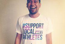 WEZ / Indonesia Sport Clothing Line