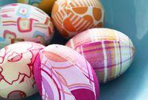 Washi Tape - Easter Decorating
