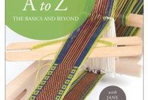 Tkanice (Inšpirácie) / z angl. Inkle Weaving
