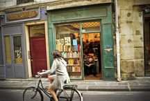 Paris bookstores
