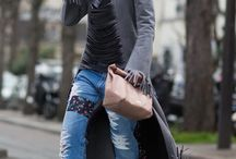 STREET STYLE / Styles around the fashion capitals