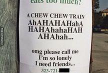 Nicht lustig aber funny / Jokes, stupid jokes