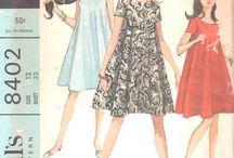 Kjolemønstre