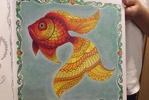 Lost Ocean Fish