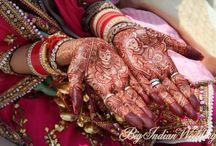 The Indian wedding ..!