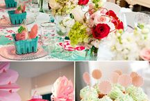 Tea Party Ideas / by Lydia Griffith