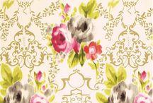 Beautiful Wallpaper and Fabrics