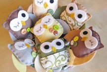 Baby Forest Space (Owls)