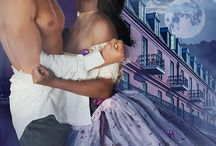 Bayou Pack Seres / Historical Paranormal Romances published by Liquid Silver Books